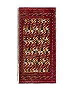 CarpeTrade Alfombra Persian Kelat (Rojo/Multicolor)