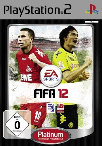 Fifa 12 Platinum -  PlayStation 2