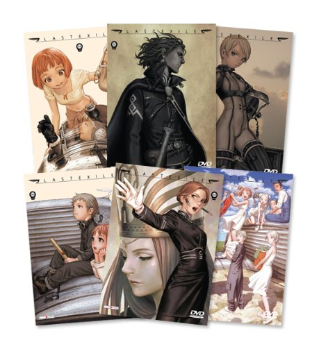 Last Exile Vol. 1 - 6 Episode 1-26 - 6er DVD - Komplettset - Deutsch