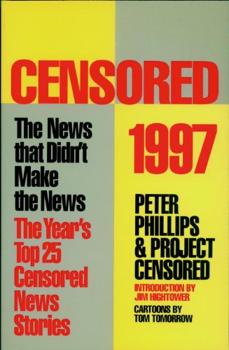 Censored 1997: The Year