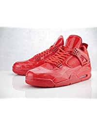 Jordan Men's Basketball 11Lab4 University Red Shoes