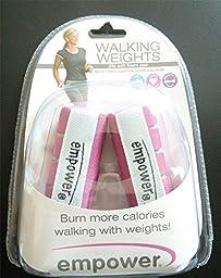 Empower 2-pound Pair Soft Walking Weights
