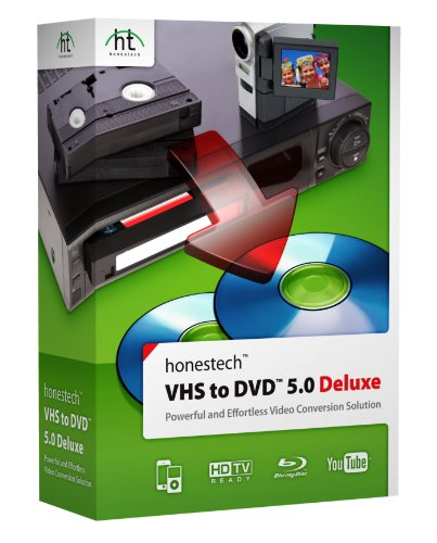 Honestech VHS to DVD 5.0 Deluxe (PC)