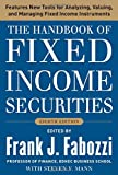 img - for The Handbook of Fixed Income Securities book / textbook / text book