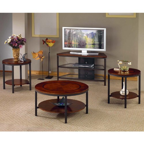 Cheap Steve Silver Trisha Coffee Table And End Table Set TR2000