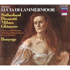 """Donizetti: Lucia di Lammermoor / Act 3 - """"Si tragga altrove"""""""