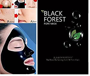 Black Forest Spa® Acne/Blackhead Killer 10-Pack (10 x 6ml) Anti-Pimple Facial Mask