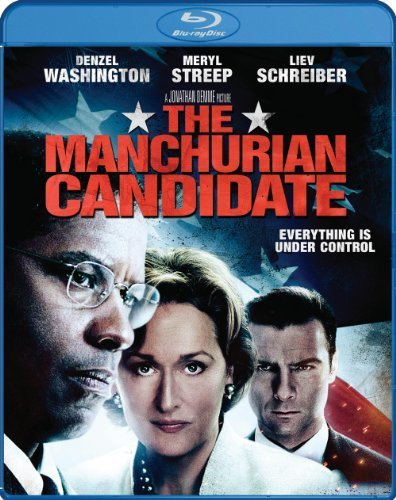 Manchurian Candidate, The [Blu-ray] by Warner Bros.