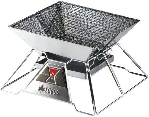 ロゴス(LOGOS) ピラミッドグリル EVO-M  81064103