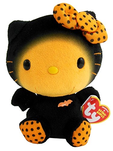 Hello Kitty Beanie Baby - Bat - 1