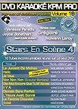 echange, troc DVD Karaoké KPM Pro Vol. 19 Stars En Scène 4