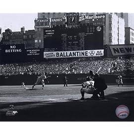 Don Larsen - Perfect Game - 1st Pitch Sports Photo (10 x 8)