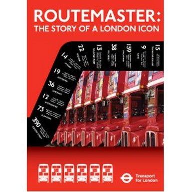 Routemaster: The Story of a London Icon [DVD]