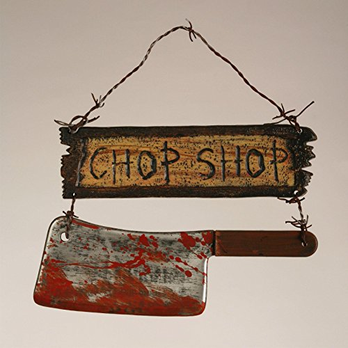 Chop Shop W/Cleaver