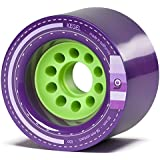 ORANGATANG KEGEL Longboard Wheels 80mm 83a PURPLE Set of 4