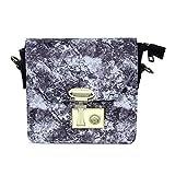 Colors Inc. Women's Sling Bag (Grey)