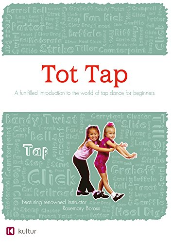 Tot Tap - Children's Dance (Tap Dance Instructional Dvd compare prices)