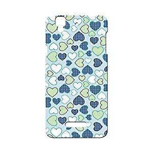 BLUEDIO Designer Printed Back case cover for Micromax Yu Yureka - G1304