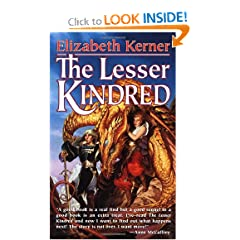 The Lesser Kindred (Tor fantasy) by Elizabeth Kerner