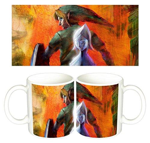 The Legend Of Zelda C Tazza Mug