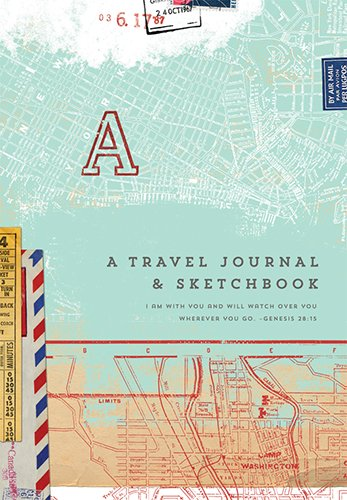 A Travel Journal & Sketchbook (Signature Journals)