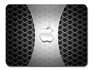 apple mac logo mouse mat design 2