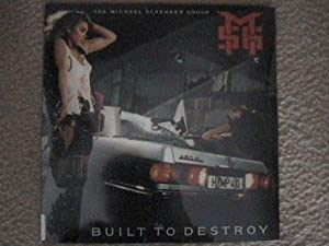 Built to destroy (1983) / Vinyl record [Vinyl-LP]