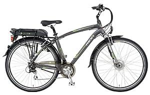 Rex Herren E-Bike ETK 500, Graphitgrau, 28 Zoll, 51013-3421