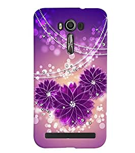 Citydreamz Back Cover For Asus Zenfone Selfie ZD551KL