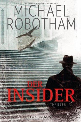 Buchseite und Rezensionen zu 'Der Insider' von Michael Robotham