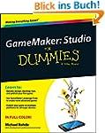 GameMaker: Studio For Dummies (For Du...