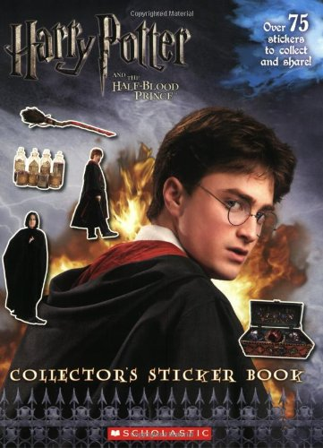 Collector's Sticker Book (Harry Potter Movie 6)