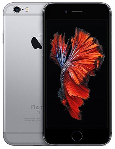 Apple 2015 iPhone 6s SIMフリー米国版SIMフリー (64GB, スペースグレイ)