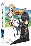 Sword Art Online - Arc 1 (SAO) - Edition Collector Limitée - Combo [Blu-ray] + DVD