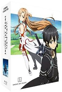 Sword Art Online - Arc 1 (SAO) - Edition Collector Limitée - Combo [Blu-ray] + DVD
