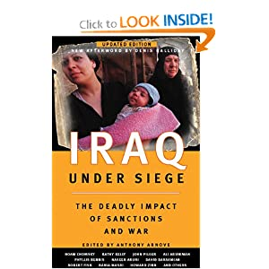 iraq sanctions death toll