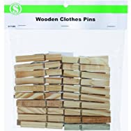 dib Global Sourcing HH001-20 Clothes Pins - Smart Savers Pack of 12