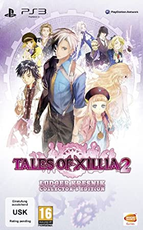 Tales of Xillia 2 Ludger Kresnik Collector's Edition (PS3)