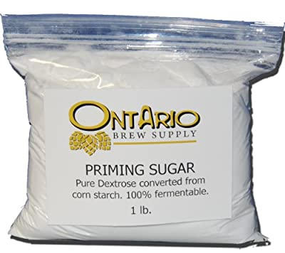 1 X Priming Sugar 1lb
