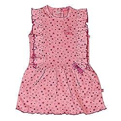 Buzzy Baby-Girls' Dress (Pink,6-9M)