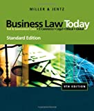 img - for Business Law Today, Standard Edition book / textbook / text book
