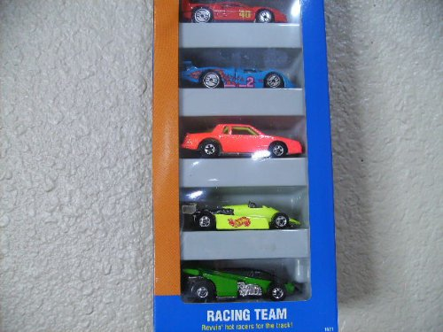 Hot Wheels Racing Team Gift Pack 1991 - 1