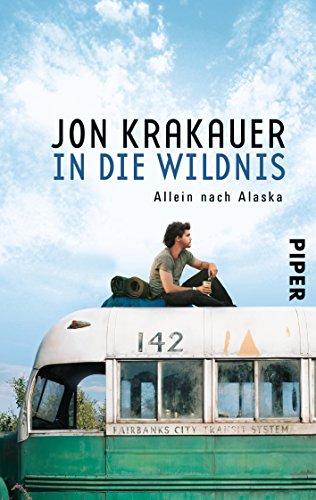 Buchseite und Rezensionen zu 'In die Wildnis: Allein nach Alaska' von Jon Krakauer