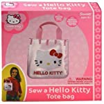 NKOK Sew A Hello Kitty Kit Tote Bag