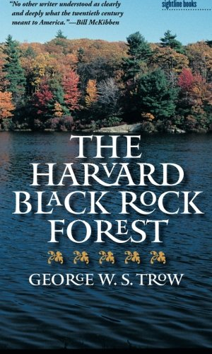 The Harvard Black Rock Forest (Sightline Books)