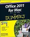 Office 2011 for Mac All-in-One For Du...