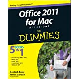 Office 2011 for Mac All-in-One For Dummies ~ Geetesh Bajaj