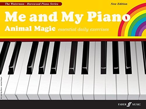 Animal Magic (Me and My Piano)