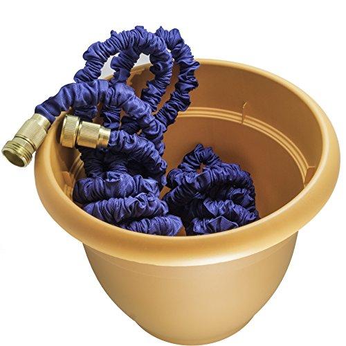 50 ft expando hose expandable garden watering hose with for 50ft garden design