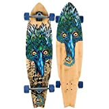 Freedom Dolly Blue Beak Longboard Complete